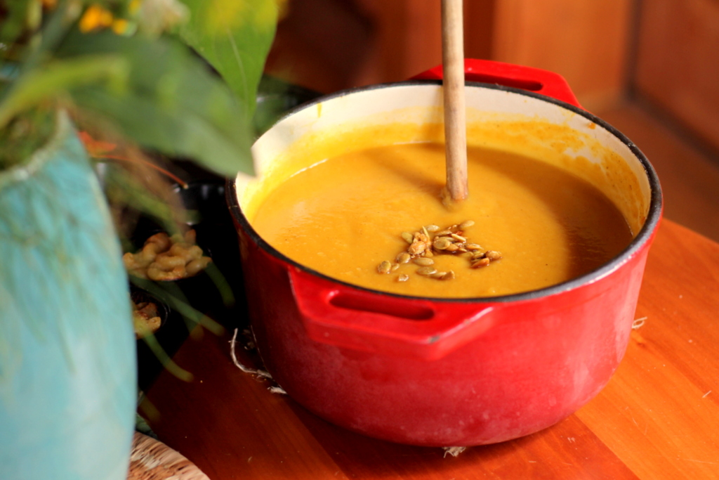 Butternut Squash Soup | Butternut Mountain Farm