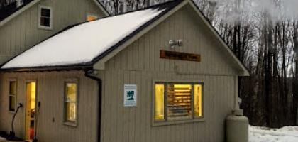 Butternut Mountain Farm Sugarhouse
