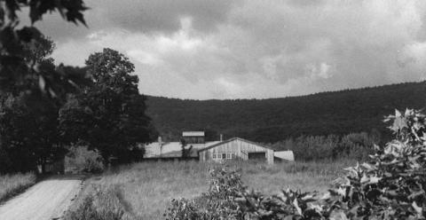 Butternut Mountain Farm, 1972